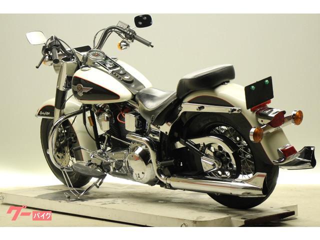 HARLEY-DAVIDSON FLSTN ソフテイルデラックス 90周年モデル COWGLIDEの画像(岐阜県