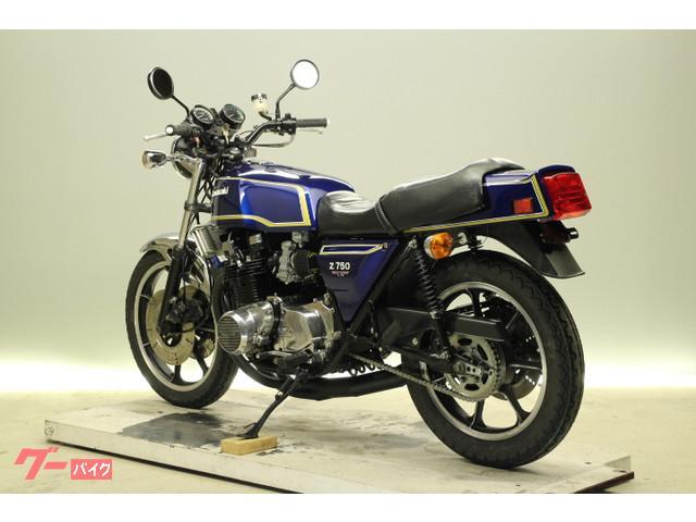 カワサキ Z750FX  FCRキャブの画像(岐阜県