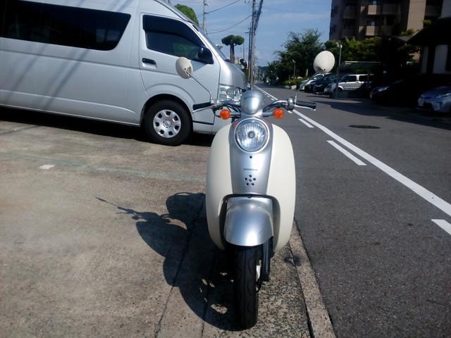 ホンダ クレアスクーピー 4ストの画像(愛知県