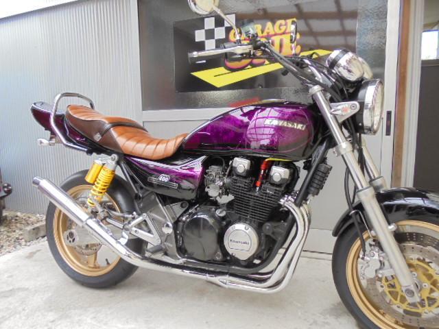 カワサキ ZEPHYRχ 紫ラップZ2仕様の画像(愛知県