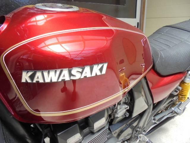 カワサキ ZRX400-II MK-2使用の画像(愛知県