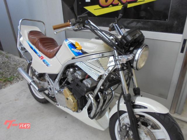 ホンダ CBR400Fエンデュランス レブカットの画像(愛知県