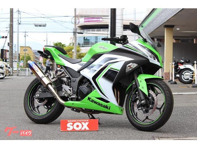 カワサキ Ninja 250 スペシャルエディションの画像(三重県