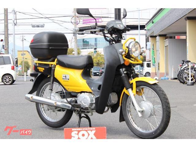ホンダ クロスカブ110 GIVIの画像(三重県