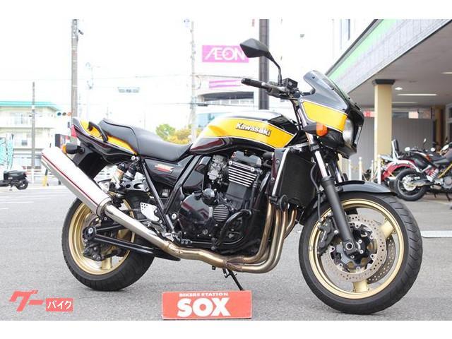 カワサキ ZRX1200R エンジンガードの画像(三重県