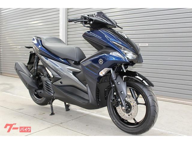 ヤマハ NVX125 国内未発売モデルの画像(三重県