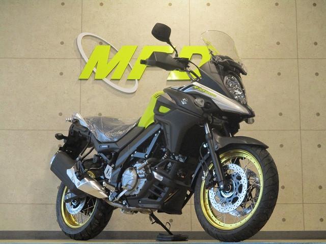 スズキ V-ストローム650XTの画像(静岡県