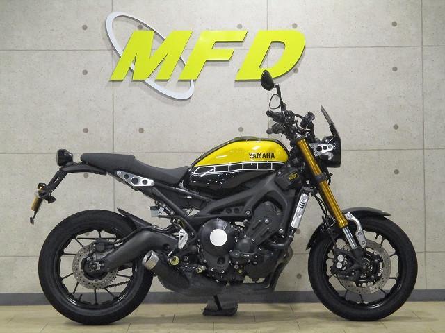ヤマハ XSR900 60thアニバーサリーの画像(静岡県