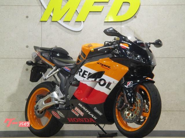 ホンダ CBR1000RR SC57 レプソル 無限マフラーの画像(静岡県