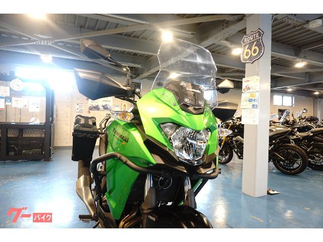 カワサキ VERSYSーX 250 ツアラー  ABS 純正パニア/純正キャリア/純正エンジンガードの画像(静岡県