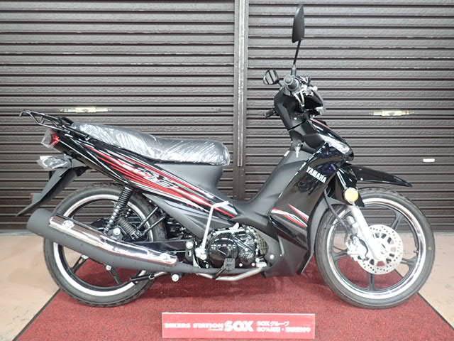 ヤマハ i8 115の画像(愛知県