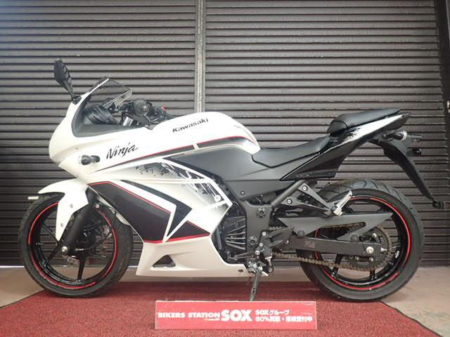 カワサキ Ninja 250R スペシャルエディションの画像(愛知県