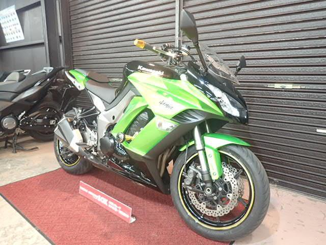 カワサキ Ninja 1000 ABS付きモデル スライダー付きの画像(愛知県