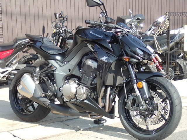 カワサキ Z1000の画像(愛知県