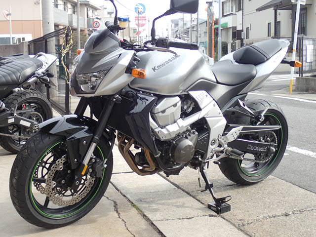 カワサキ Z750 フェンダーレスKITの画像(愛知県