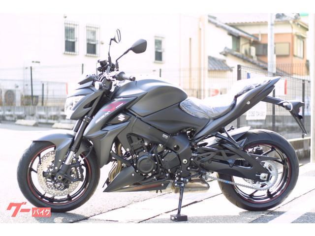 スズキ GSX-S1000ABS マッドブラックの画像(愛知県