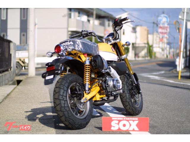 ホンダ モンキー125 新車の画像(愛知県
