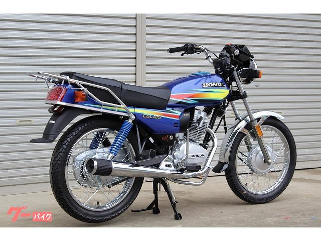 ホンダ CG125 中南米向けモデル CGL125の画像(愛知県