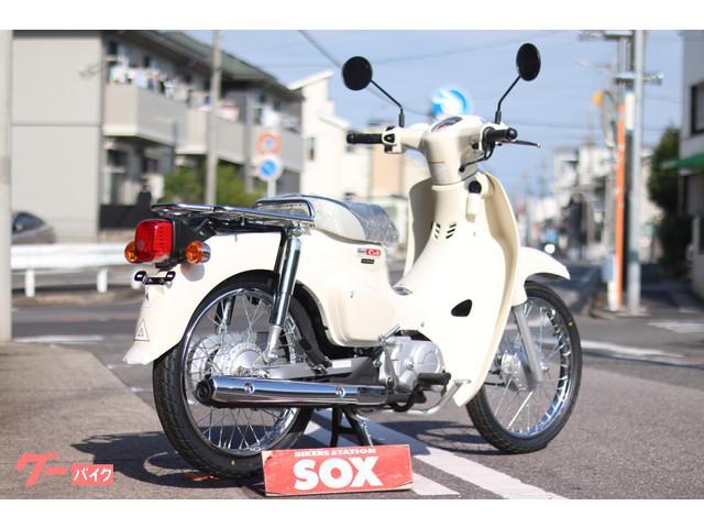 ホンダ スーパーカブ110の画像(愛知県