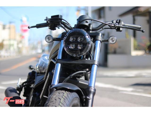 ホンダ レブル250 新型の画像(愛知県