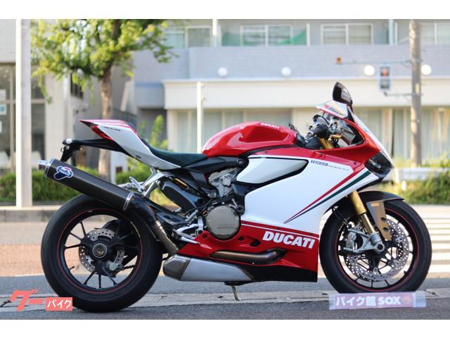 1199パニガーレSトリコローレ 2011年モデル