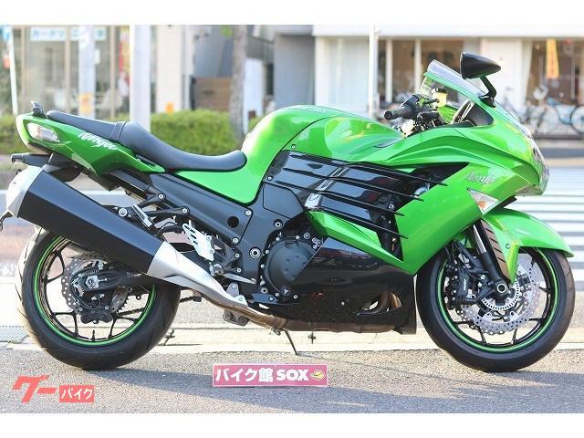 Ninja ZX−14R 東南アジア仕様