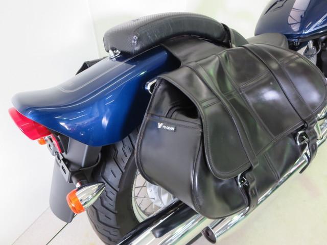 ヤマハ ドラッグスター400 FIモデル Y'sサドルバッグ装着1オーナーの画像(静岡県