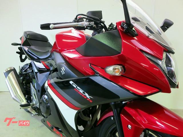 スズキ GSX250R 絶版赤モデルETC付き純正鍵2本の画像(静岡県