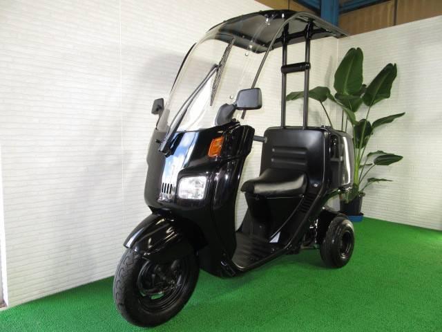 ホンダ ジャイロキャノピーワゴンタイプ ミニカー仕様 ワイドバイザーの画像(愛知県