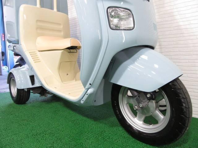 ホンダ ジャイロキャノピー 4st ミニカー仕様 ワイドバイザー新品の画像(愛知県