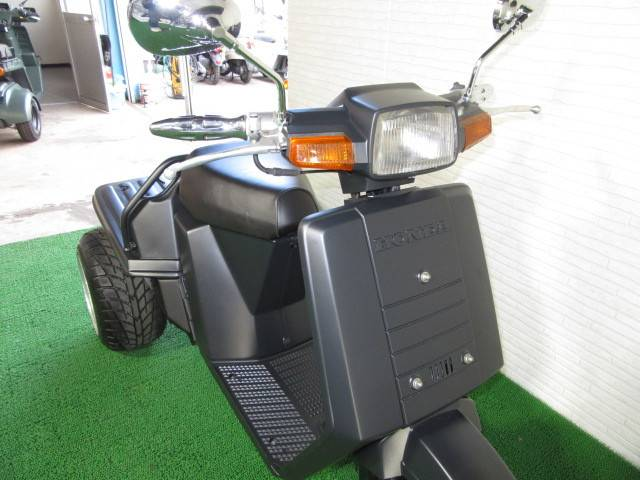 ホンダ ジャイロUP 2st ミニカー仕様カスタム ワイドホイールの画像(愛知県