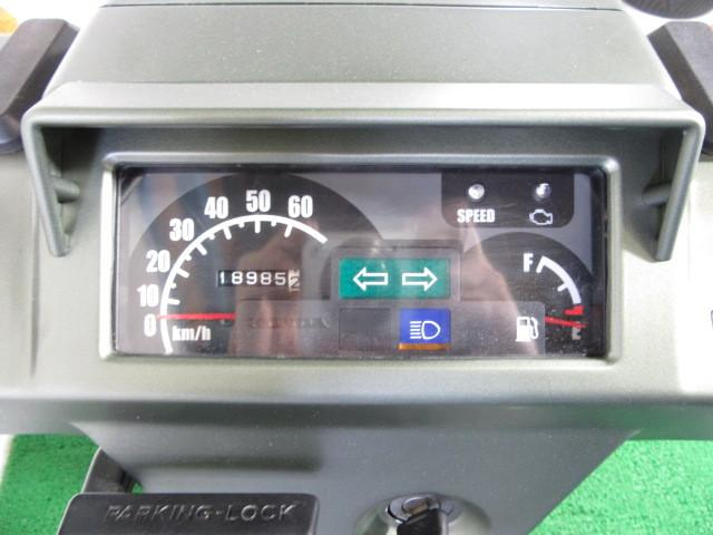 ホンダ ジャイロX 4st ミニカーカスタム Rタイヤ新品の画像(愛知県