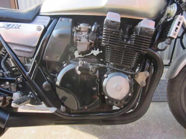 ヤマハ XJR400R タイヤ前後新品 フォークOH プリティ管の画像(三重県