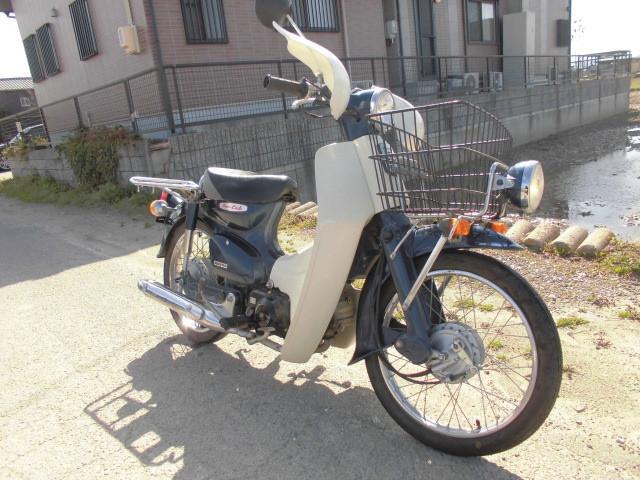 ホンダ プレスカブ FI車の画像(愛知県