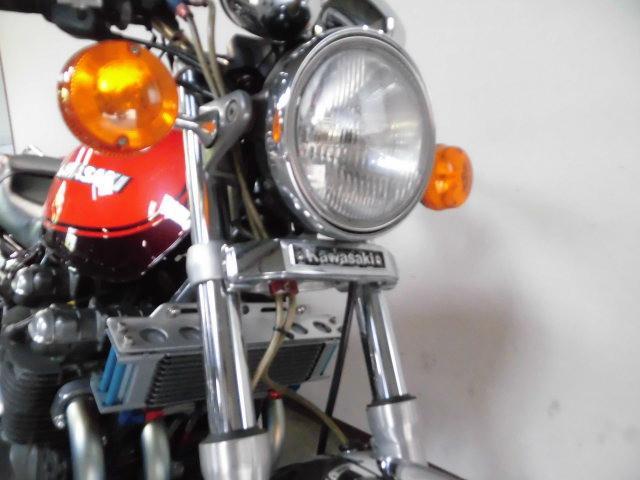 カワサキ ZEPHYR750 ドレミ外装 Z2仕様 火の玉カラーの画像(三重県