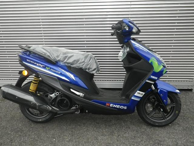 ヤマハ シグナスX SR モビスター 限定車の画像(三重県