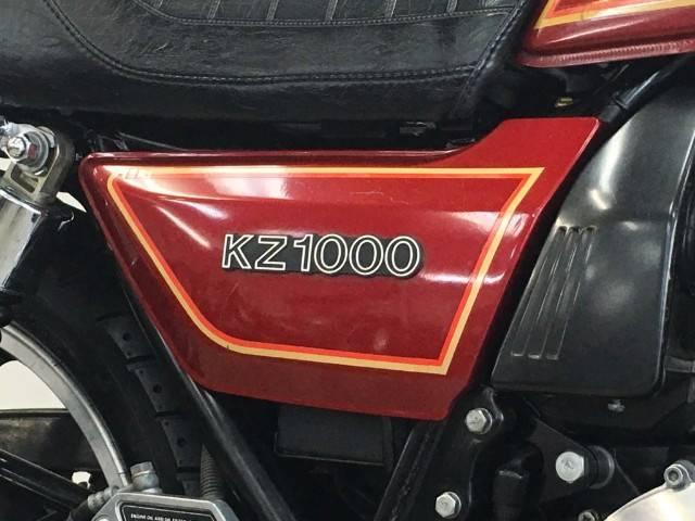 カワサキ Z1000Jの画像(愛知県