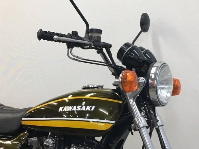 カワサキ Z-IA イタリア仕様の画像(愛知県