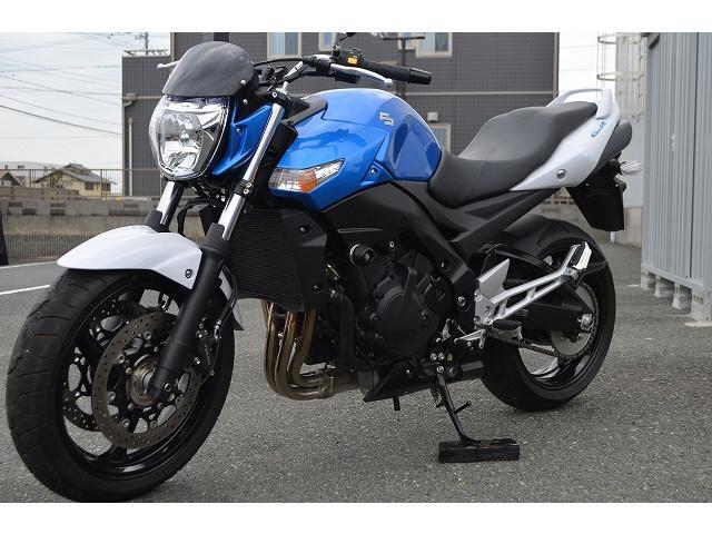 スズキ GSR400 ABS 後期モデルの画像(静岡県