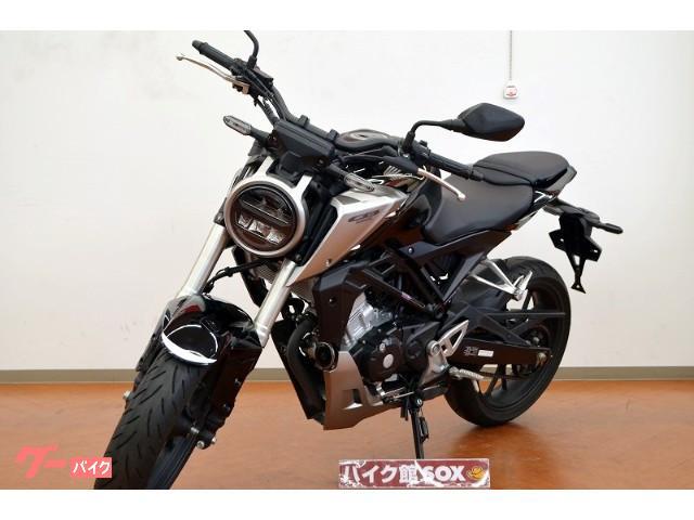 ホンダ CB125R 2018年モデルの画像(静岡県