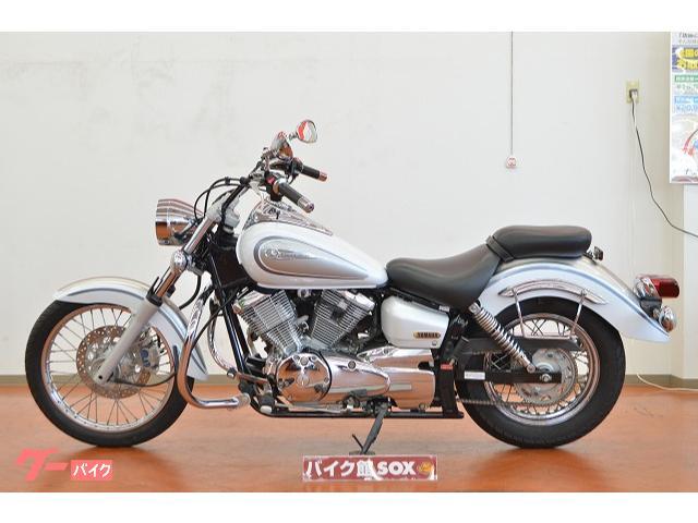 ヤマハ ドラッグスター250 2006年モデルの画像(静岡県