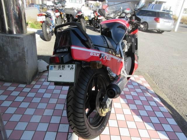 スズキ GSX-R750の画像(長野県