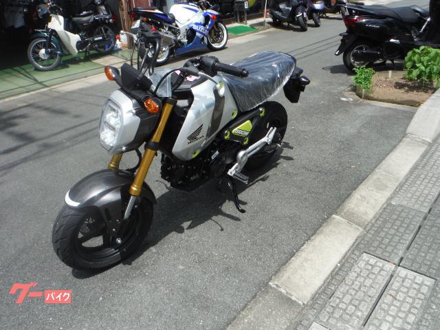 ホンダ グロム・ABSの画像(三重県