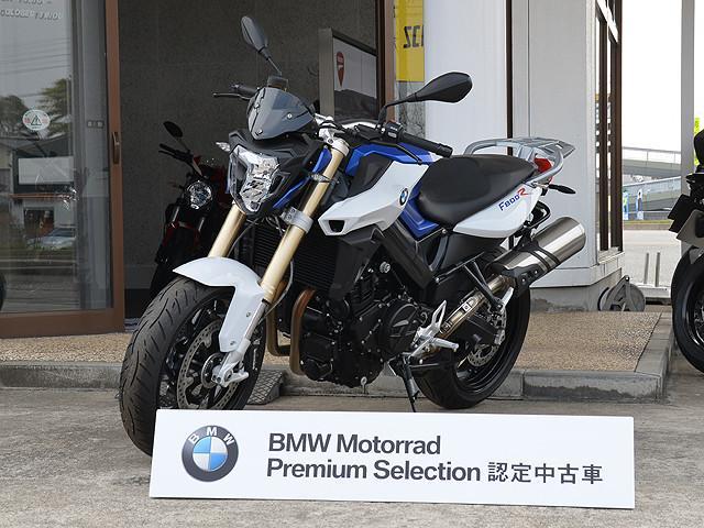 BMW F800R 認定中古車の画像(石川県