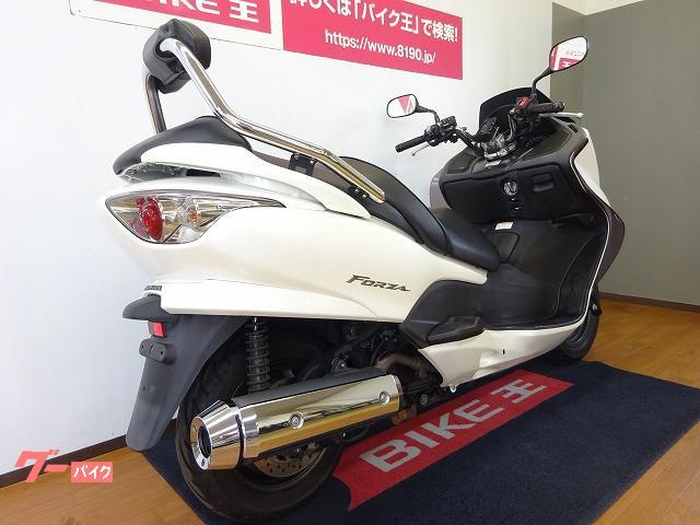 ホンダ フォルツァ・Z バックレスト装備 2006年モデルの画像(長野県
