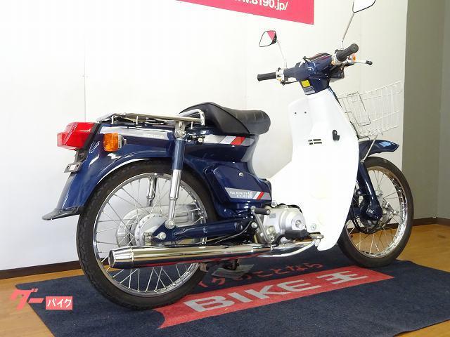 ホンダ スーパーカブ50 4速セル付き 1987年モデルの画像(長野県