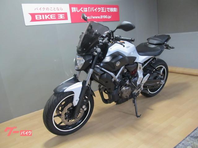 ヤマハ MT-07の画像(石川県