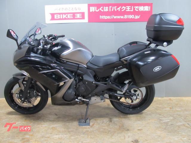 カワサキ Ninja 400 GIVIフルパニアの画像(石川県