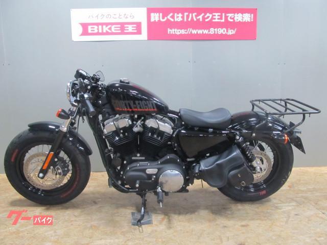 HARLEY-DAVIDSON XL1200X フォーティエイト マフラーカスタム カフェレーサー仕様の画像(石川県