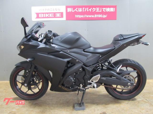 ヤマハ YZF-R25 2018年モデル マッドブラック フェンダーレス ワンオーナーの画像(石川県